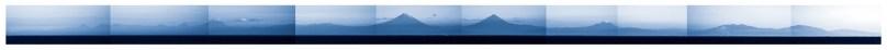 00125Guatamala Coast 1a Panorama Crop bw Blu Flat