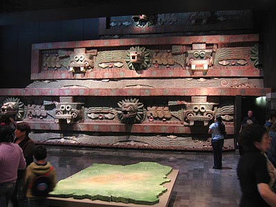 Pyramids And The Bloodthirsty Aztec Culture Johnwhye