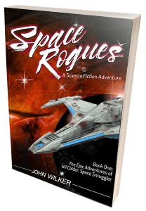 Space Rogues 3d cover