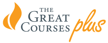 the great courses plus logo