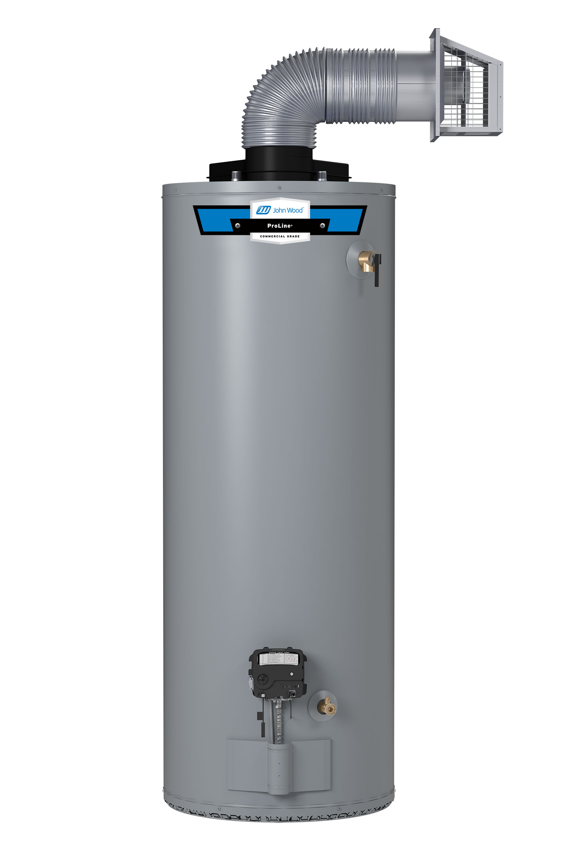 Sealed Combustion Water Heater : sealed, combustion, water, heater, ProLine®, Direct, Water, Heaters
