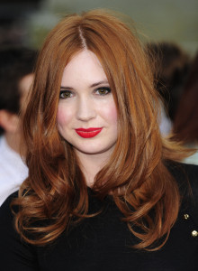 Second Choice: Karen Gillan