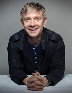 Second Choice: Martin Freeman
