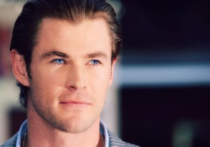 Only Choice: Chris Hemsworth