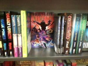 nemesis on the shelf