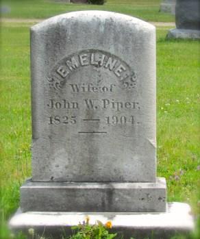 Emeline Piper (1825-1904)