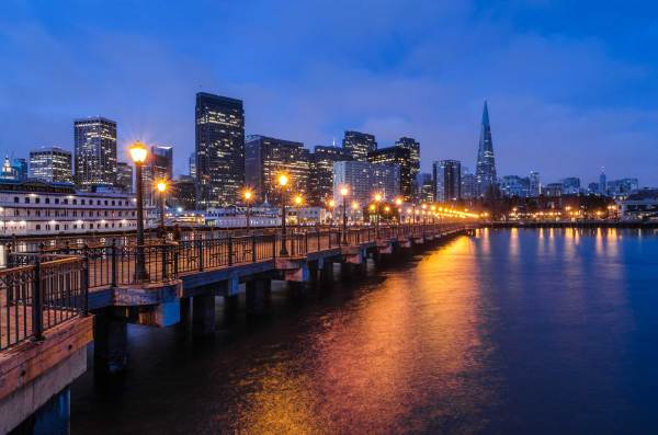 Stunning San Francisco Skyline Locations - John Wulfert