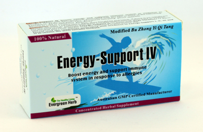 Energy-Support IV/ Immune Booster