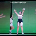 はちきれそうな体操着で踊る文化祭JKユニット #スポーツニュース #followme