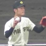作新学院 今井達也投手の投球フォームが大谷翔平と激似 #スポーツニュース #followme