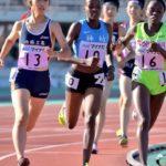 inter high school athletics woman 3000m 陸上インターハイ2017「女子3000m」優勝:ヘレン エカラレ(仙台育英 宮城) #スポーツニュース #followme