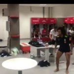 【サッカー】ブラジル代表のロッカールームでの遊び方が話題に 2017年8月30日【ネイマール】 #スポーツニュース #followme
