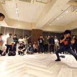 コミケはオリンピックに屈しない vs Yuto:Evolutional Danceman F circle BEST4 ライジングサンダーボルトボルトボルトボルトvol.1 DANCE BATTLE #スポーツニュース #followme