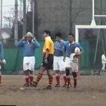 徳栄 vs 草加(ラグビー前半 2003) #スポーツニュース #followme
