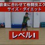 【レッスン1】音楽に合わせて格闘技系 エクササイズ・ダイエット #スポーツニュース #followme