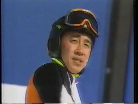 【1994年リレハンメルオリンピック】スキージャンプ団体 #スポーツニュース #followme