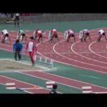 2019 沖縄陸上競技選手権  男子100m 予選5組 #スポーツニュース #followme