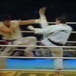 佐竹雅昭VSアンディ・フグ カラテワールドカップ'93決勝戦 #スポーツニュース #followme