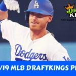 9/10/19 MLB DRAFTKINGS PICKS #スポーツニュース #followme