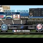 [実況]MLB 09 THE SHOW マリナーズVSヤンキース(あえて2009年のスポーツゲームをやってみた)観戦モード イチロー選手、城島選手、松井秀喜選手、ホセ・ロペス選手、バレンティン選手など #スポーツニュース #followme