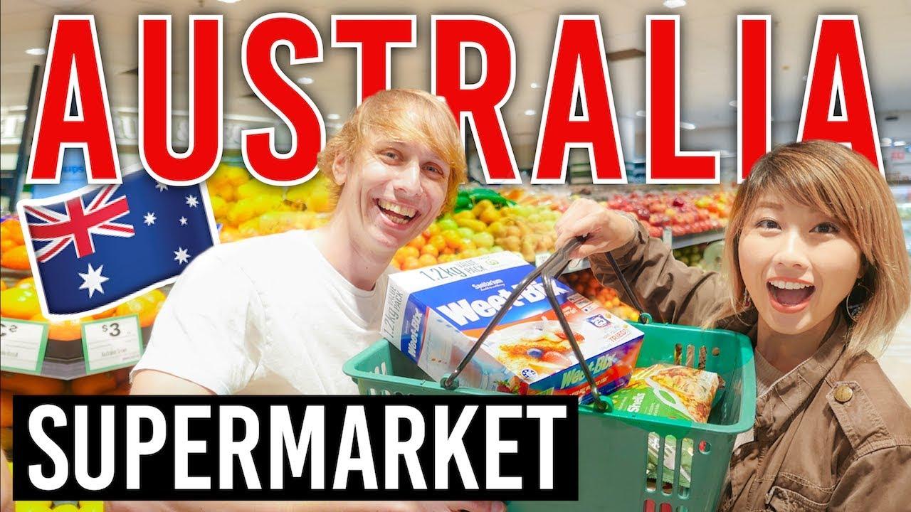 オーストラリアのスーパーで買い物☆ Australian Supermarket!〔#659〕 #トラベル #旅行 #followme
