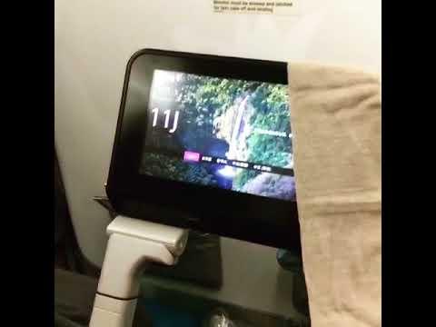 ハワイ2018①ハワイアン航空プレミアムエコノミー席 #トラベル #旅行 #followme