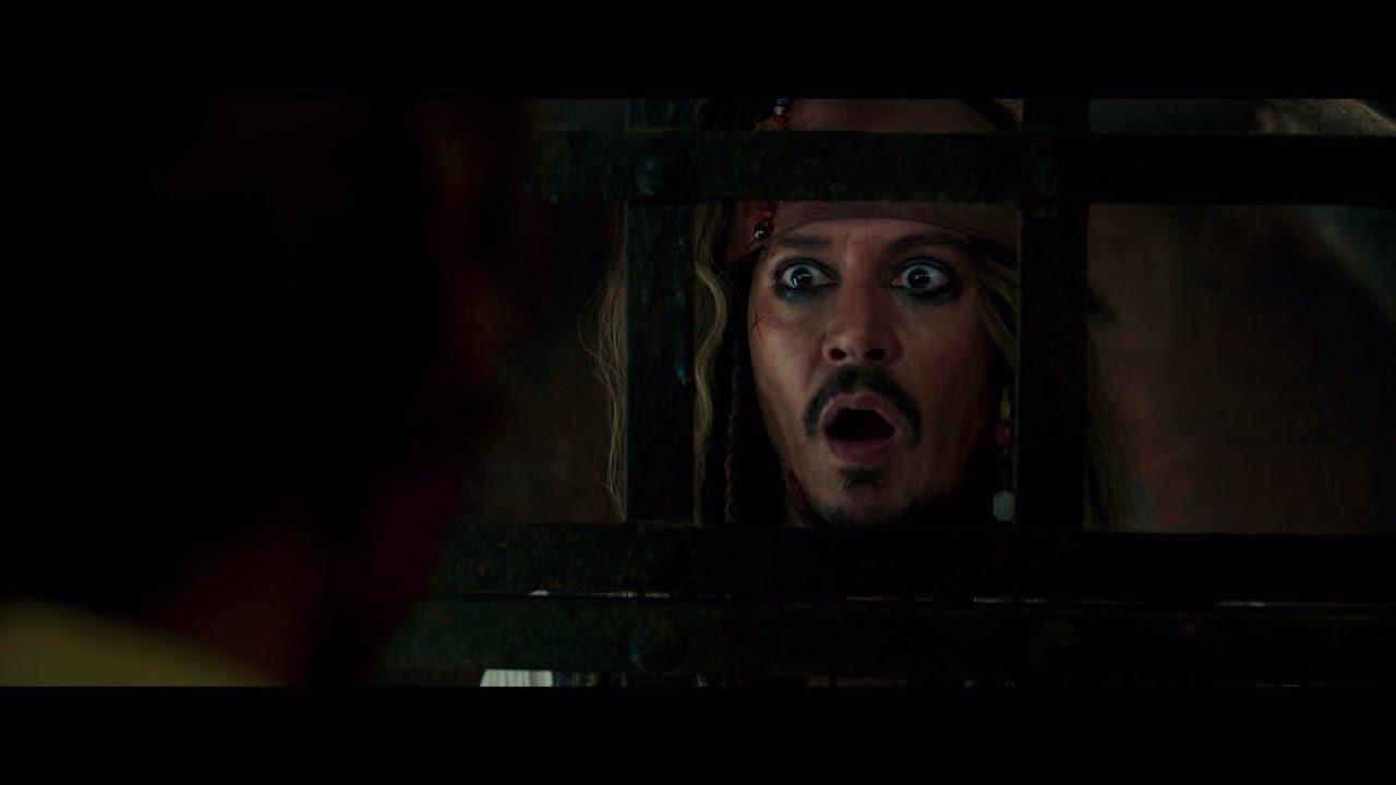 シリーズ集大成!『パイレーツ・オブ・カリビアン/最後の海賊』本予告編 #ディズニー #Disney #followme