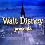ウォルトディズニーピクチャーズロゴ(メリーポピンズバージョン) #ディズニー #Disney #followme