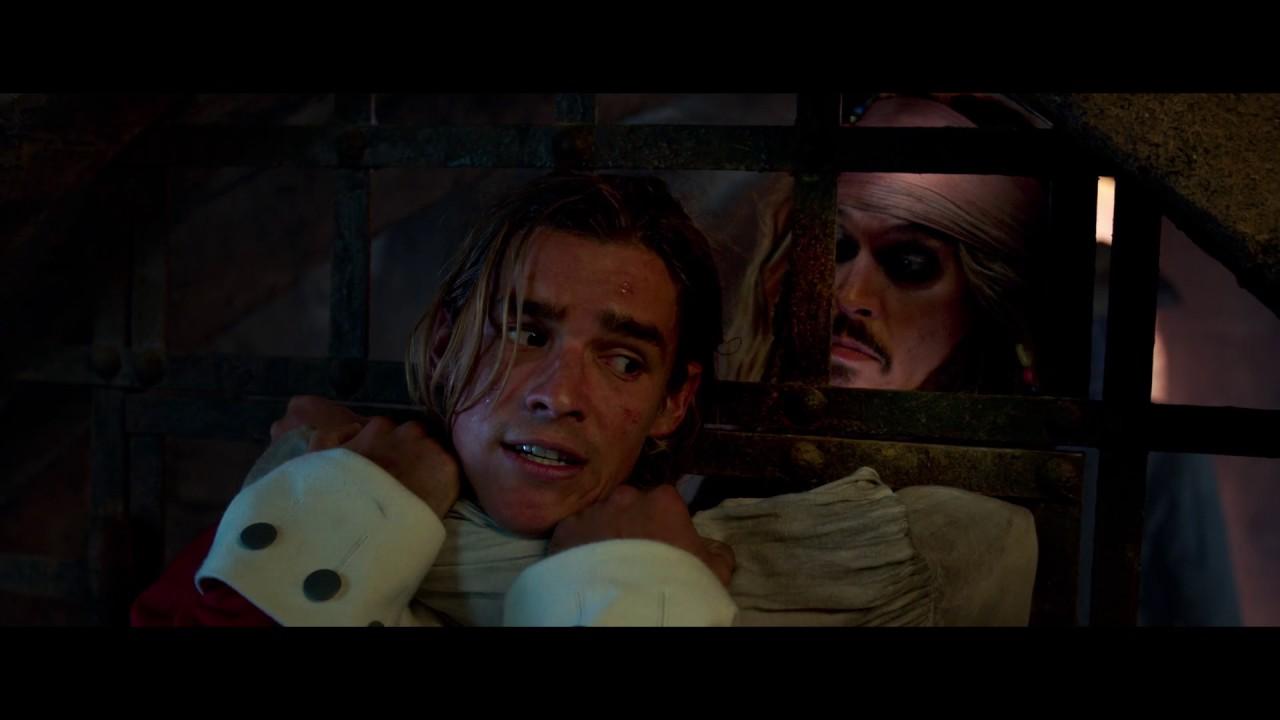「パイレーツ・オブ・カリビアン/最後の海賊」新映像 #ディズニー #Disney #followme