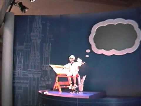 Imagineer Arstin The Disney Gallery TDL 1998 #ディズニー #Disney #followme