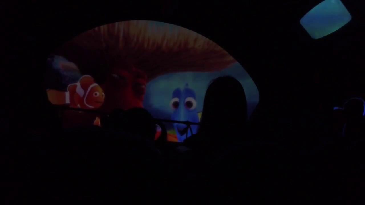 新アトラクション★ニモ&フレンズ・シーライダーに乗ってきた★東京ディズニーシー ファインディング・ニモ ファインディング・ドリー #ディズニー #Disney #followme