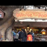 【WDWくまのプーさん】The Many Adventures of Winnie the Pooh POV #ディズニー #Disney #followme