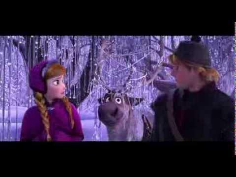 アナと雪の女王 – 映画予告編 [♪生まれてはじめて byクリステン・ベル&イディナ・メンゼル] #ディズニー #Disney #followme
