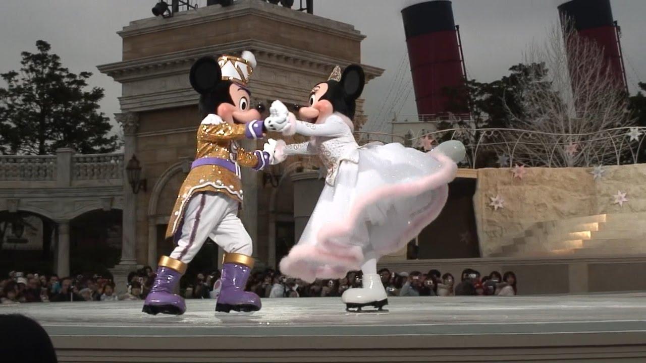 2005年12月11日 TDS ミニーのナットクラッカー(ウォーターフロントパーク特設ステージ) #ディズニー #Disney #followme