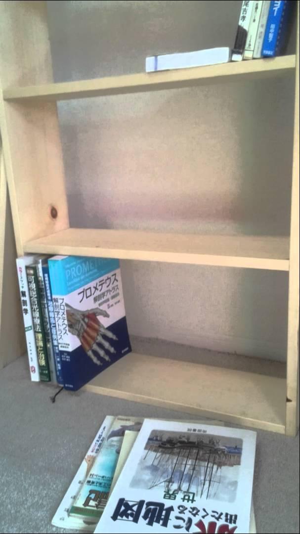 本棚を作ってみた! #トレンド #followme