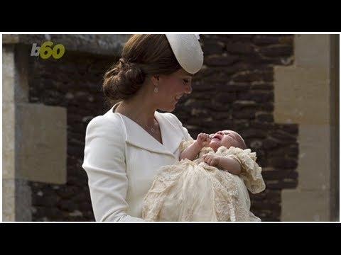 洗礼式で身に着けているイギリス王室の王子ルイが伝えたガウンは何ですか? #人気商品 #Trend followme