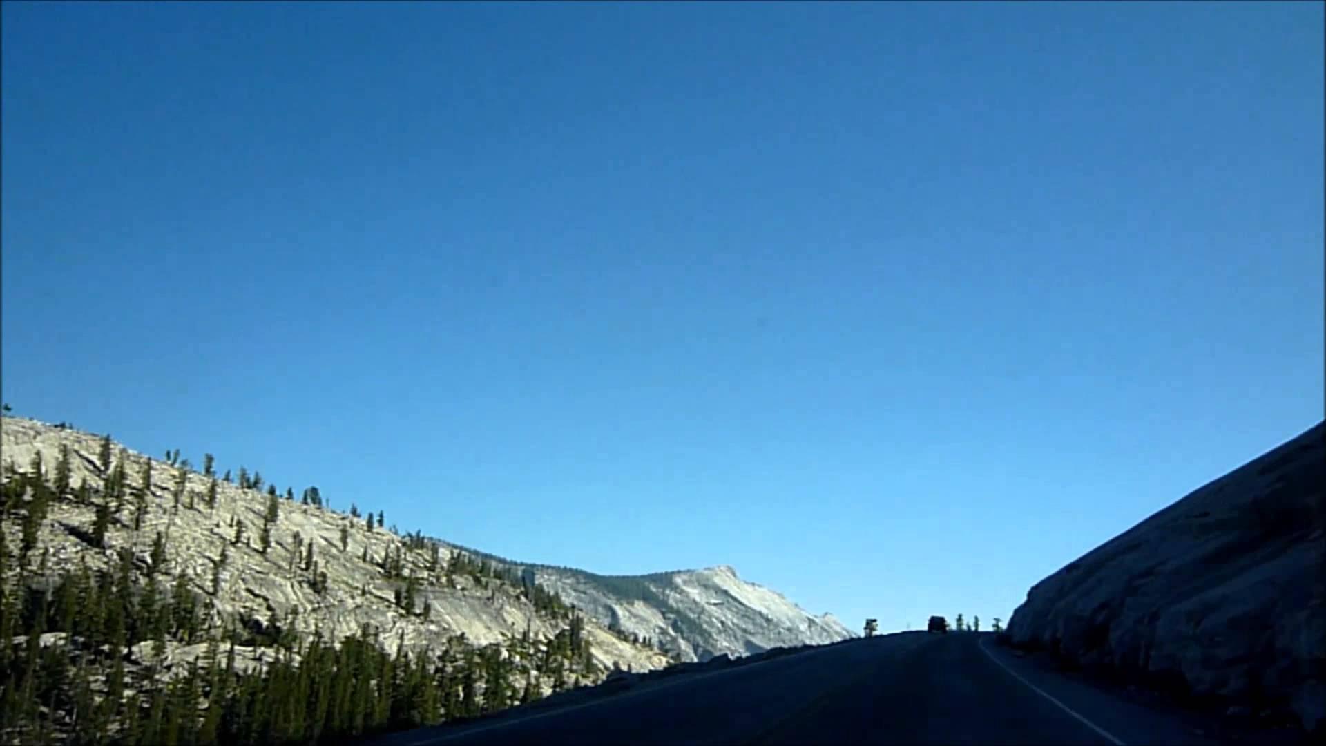 2010年7月ヨセミテ/トンネルビューポイントからの眺め #ヨセミテ国立公園 観光 #Yosemite #followme