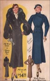 1930-1933 coats