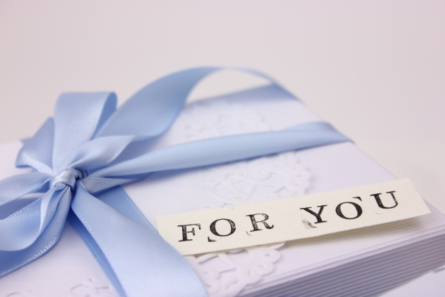あなた宛のプレゼント