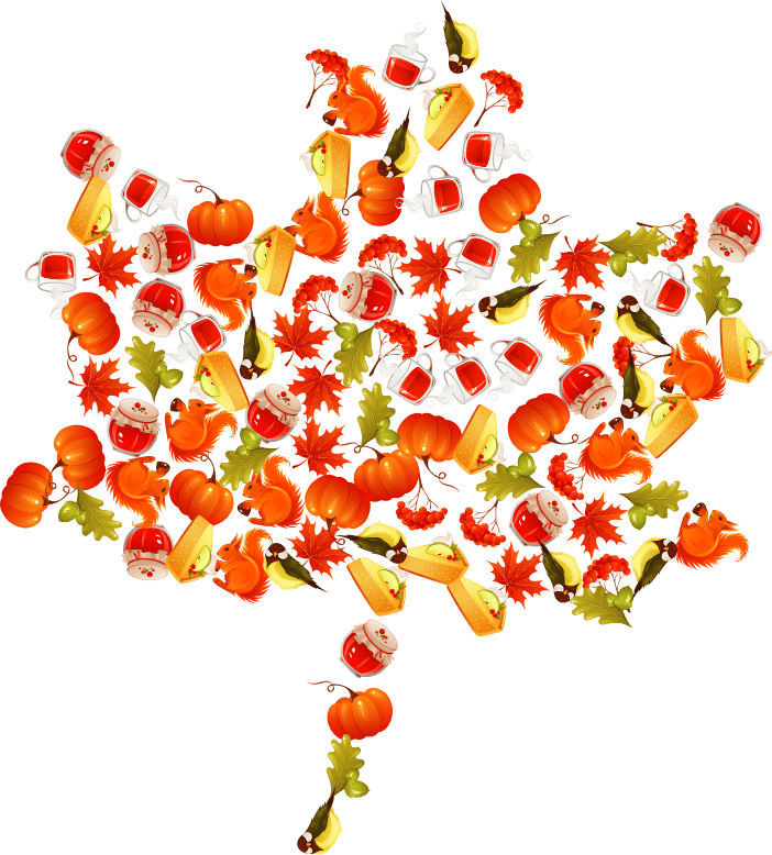 Autumn-Maple-Leaf-Montage