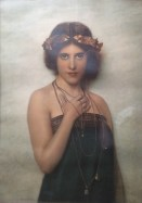 Max Nonnenbruch Young Woman, ca 1915