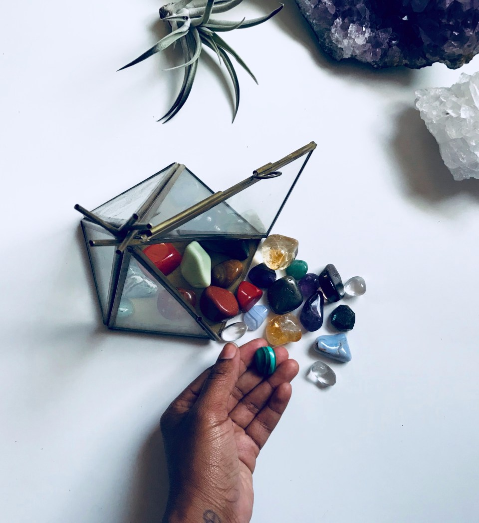 How to Start a Crystal Collection | Joi-Knows-How.com