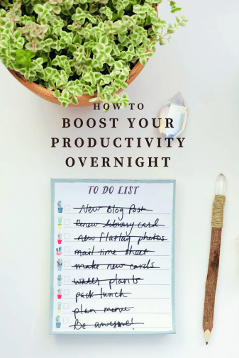How to Boost Your Creativity Overnight