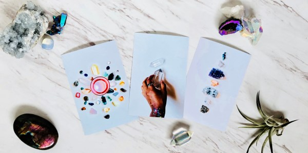 Joi Knows How 4x6 Crystal Art Prints