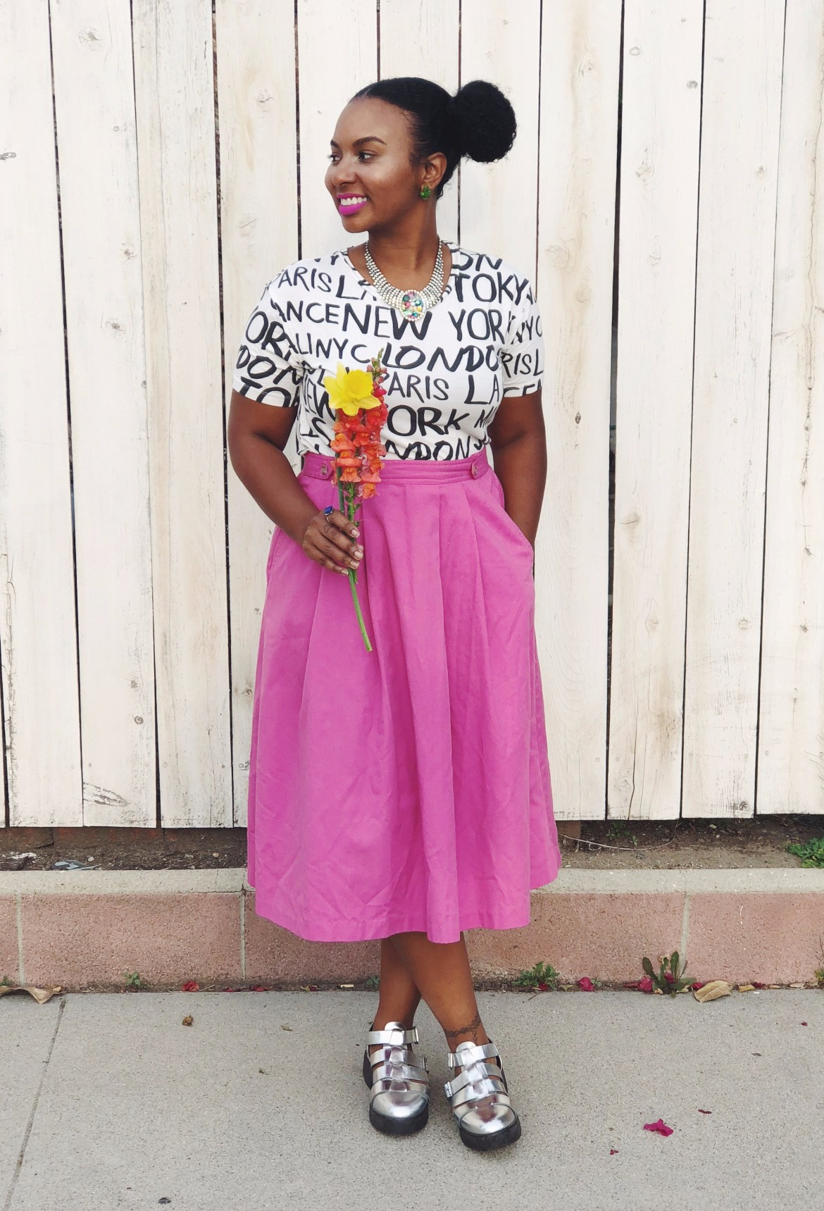 Add a Pop of Color to Your Spring Wardrobe | Joi-Knows-How.com