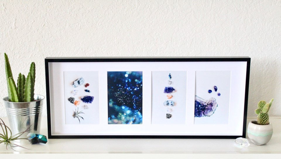 Joi Knows How Crystal Photography Prints via Etsy