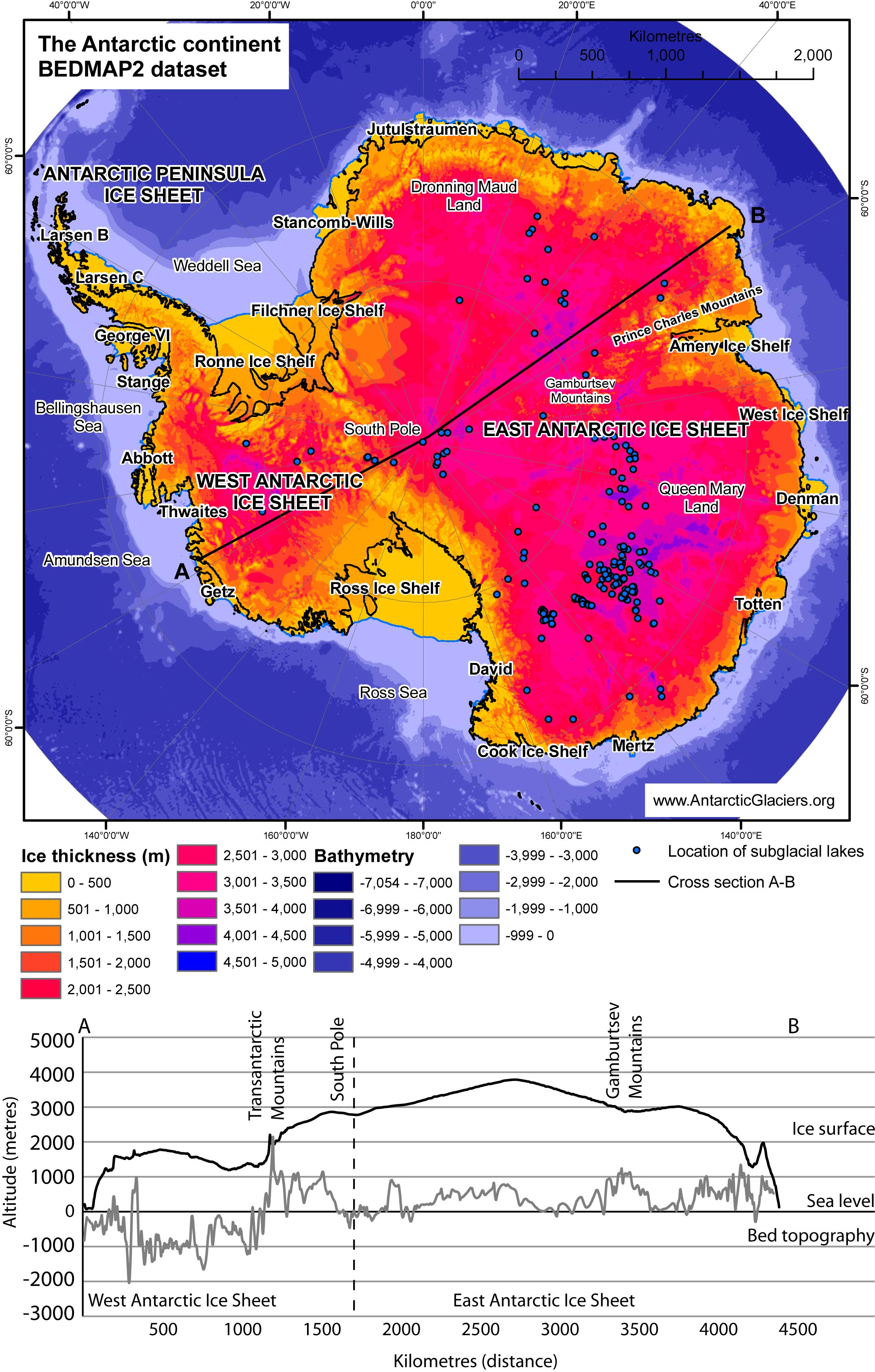 Not All Ice Sheets Are The Same Joides Resolution