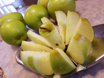 Love this apple slicer!
