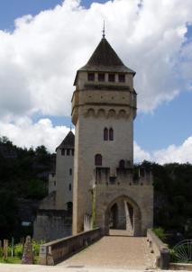 Cahors - bridge