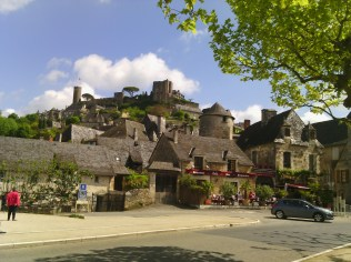 The town of Turenne
